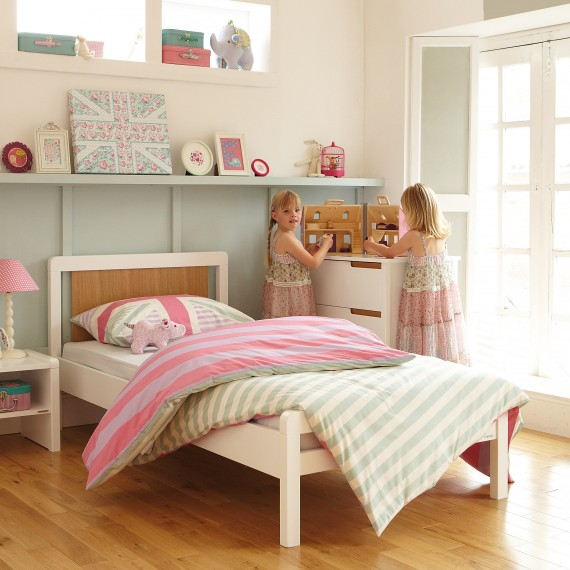 bilbao color bedroom for girls