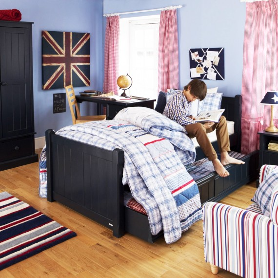 charterhouse inspirational bedroom for boys