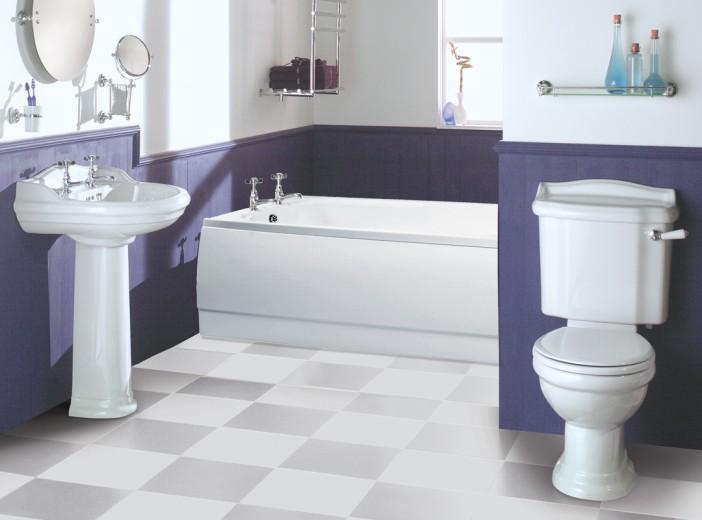 carnation bathroom suite
