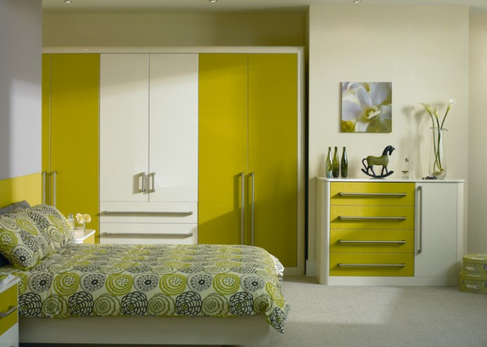 riven lime bedroom