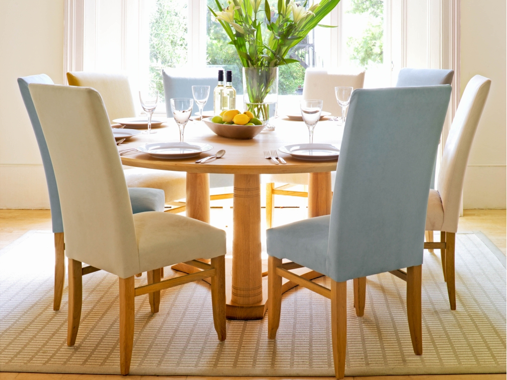 Bespoke Contemporary Dining Tables By Berrydesign Circa Iii Round Table With Pedestal