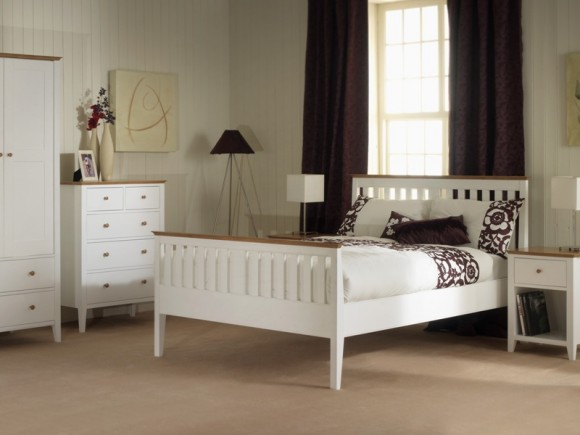 Grace White Bedroom Furniture
