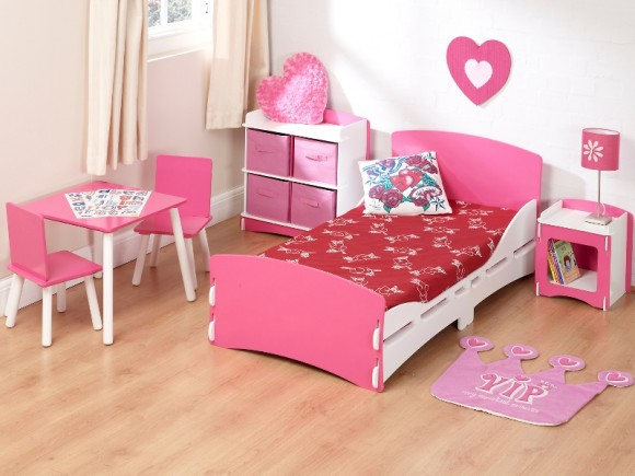 Kidsaw Blush Furniture Range