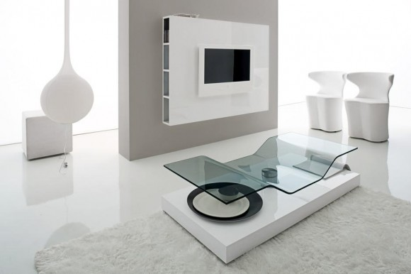 wind designer coffee table