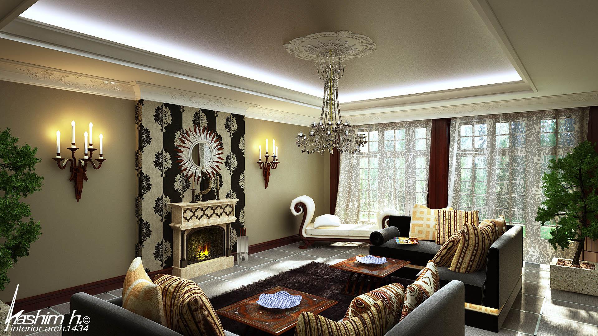 Symmetrical balance in interior design viewing gallery - Balance in interior design ...