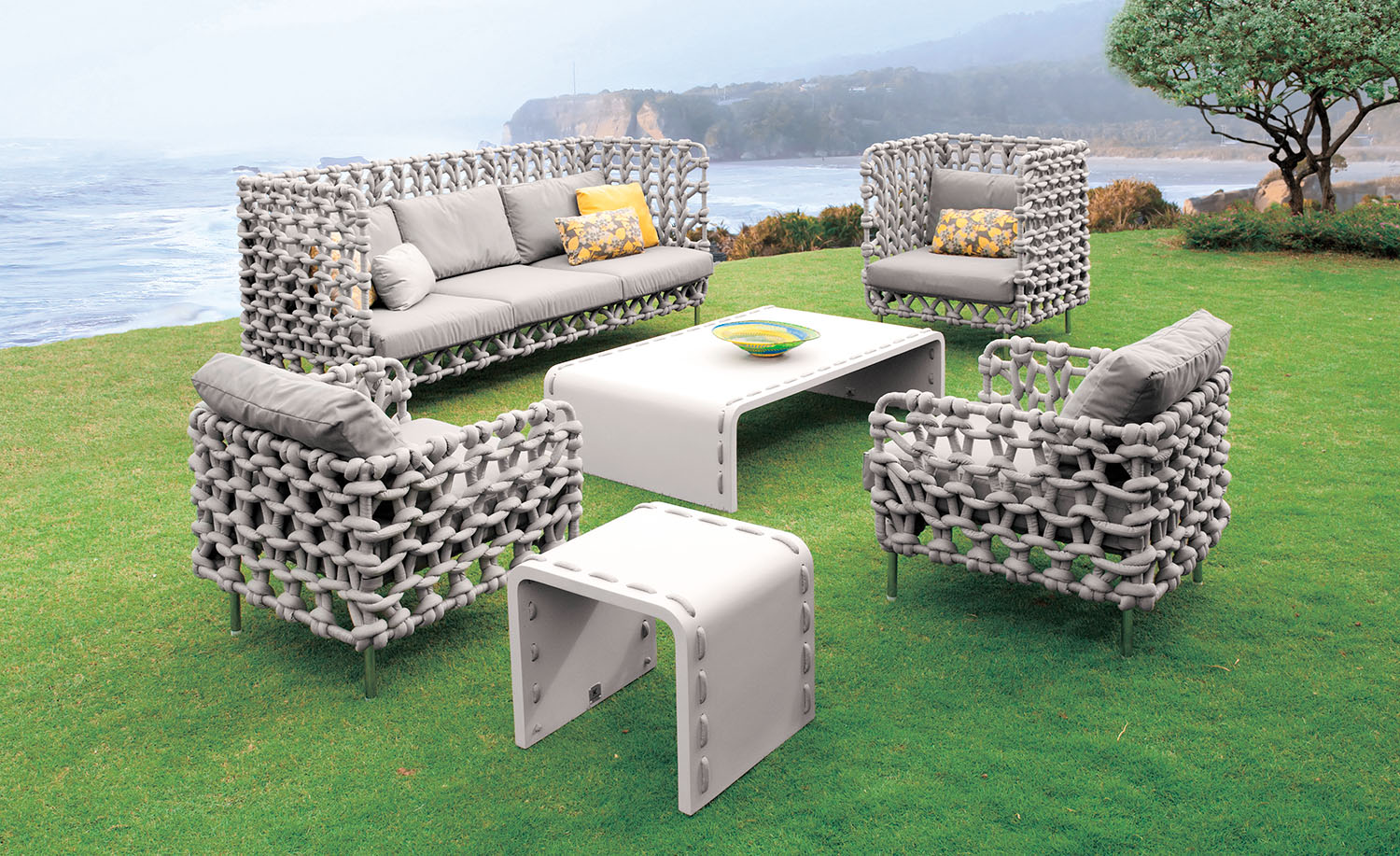 cabaret outdoor luxury furniture - Outdoor Designer Furniture