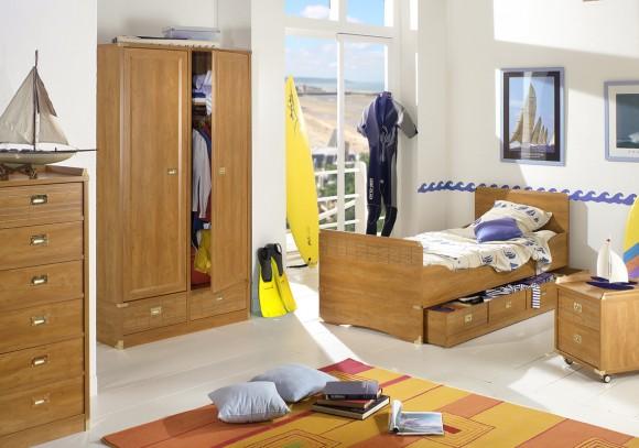 calypso teenage bedroom