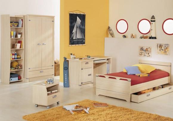 skipper teenage bedroom