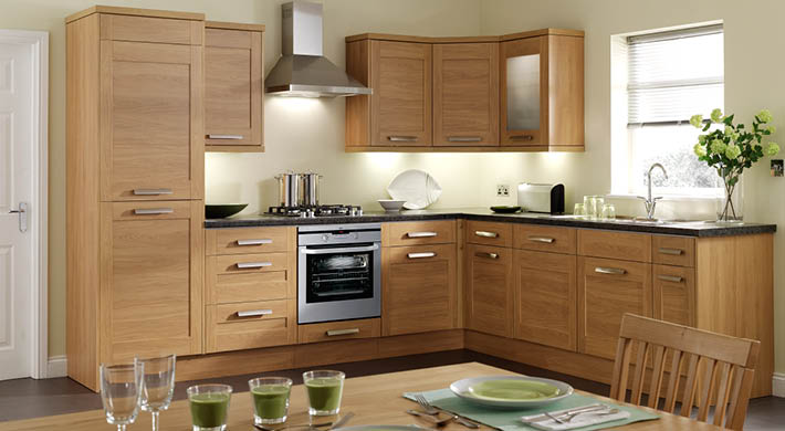Superbly designed built in kitchens by magnet interior for Kitchen unit design