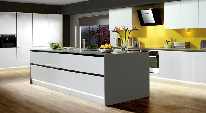 Superbly Designed Built In Kitchens By Magnet Interior