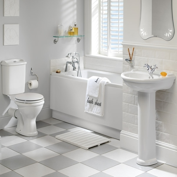 Stunningly Captivating Bathroom Suite Ranges by Plumbworld Interior ...