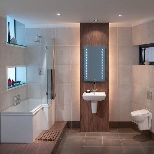 Stunningly captivating bathroom suite ranges by plumbworld for Bathroom suite ideas
