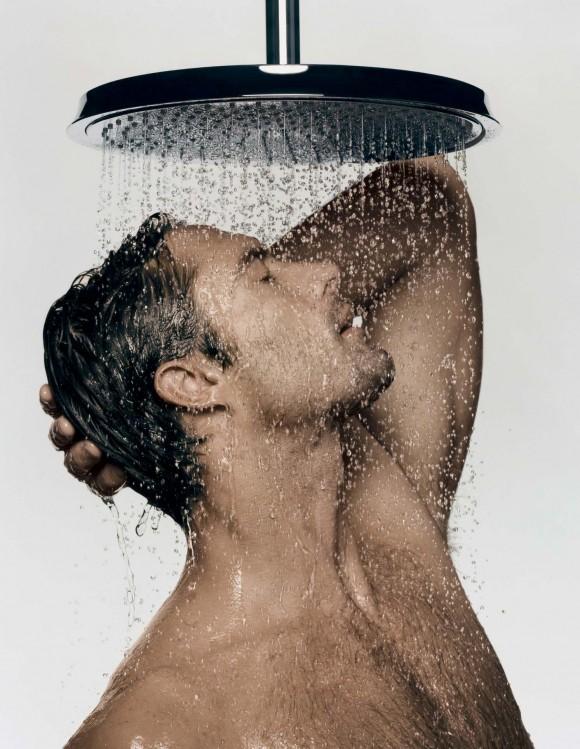 c 180 air showerhead
