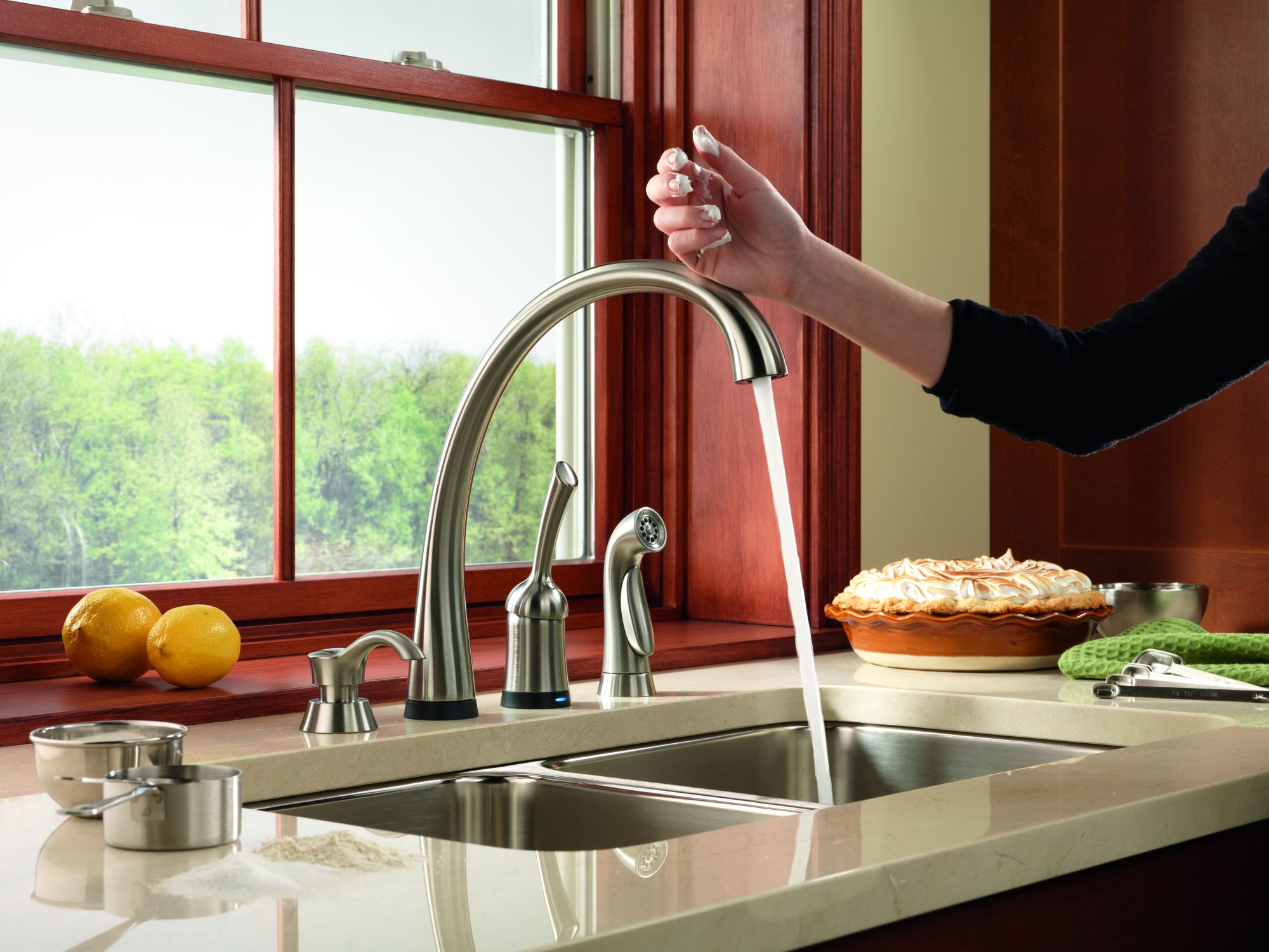 Delta Faucet Company Brings Faucets with Varied Versatility ...