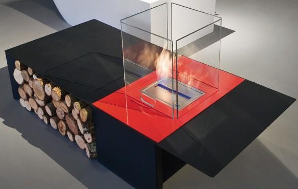 drago fireplace