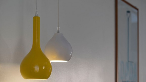 drip 1 pendant light
