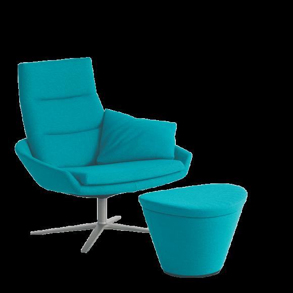 montis hugo easy chairs