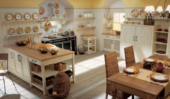 mood country kitchen