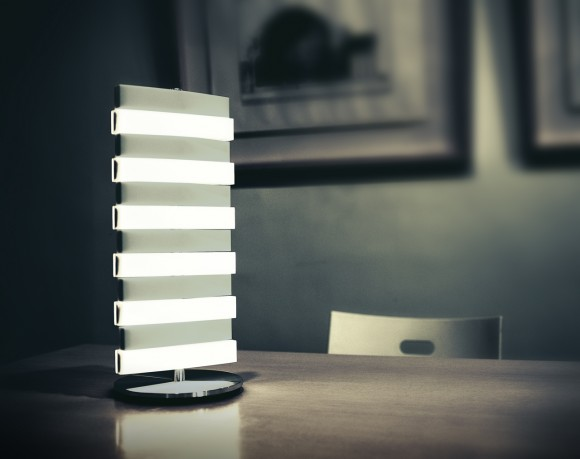 piano table light