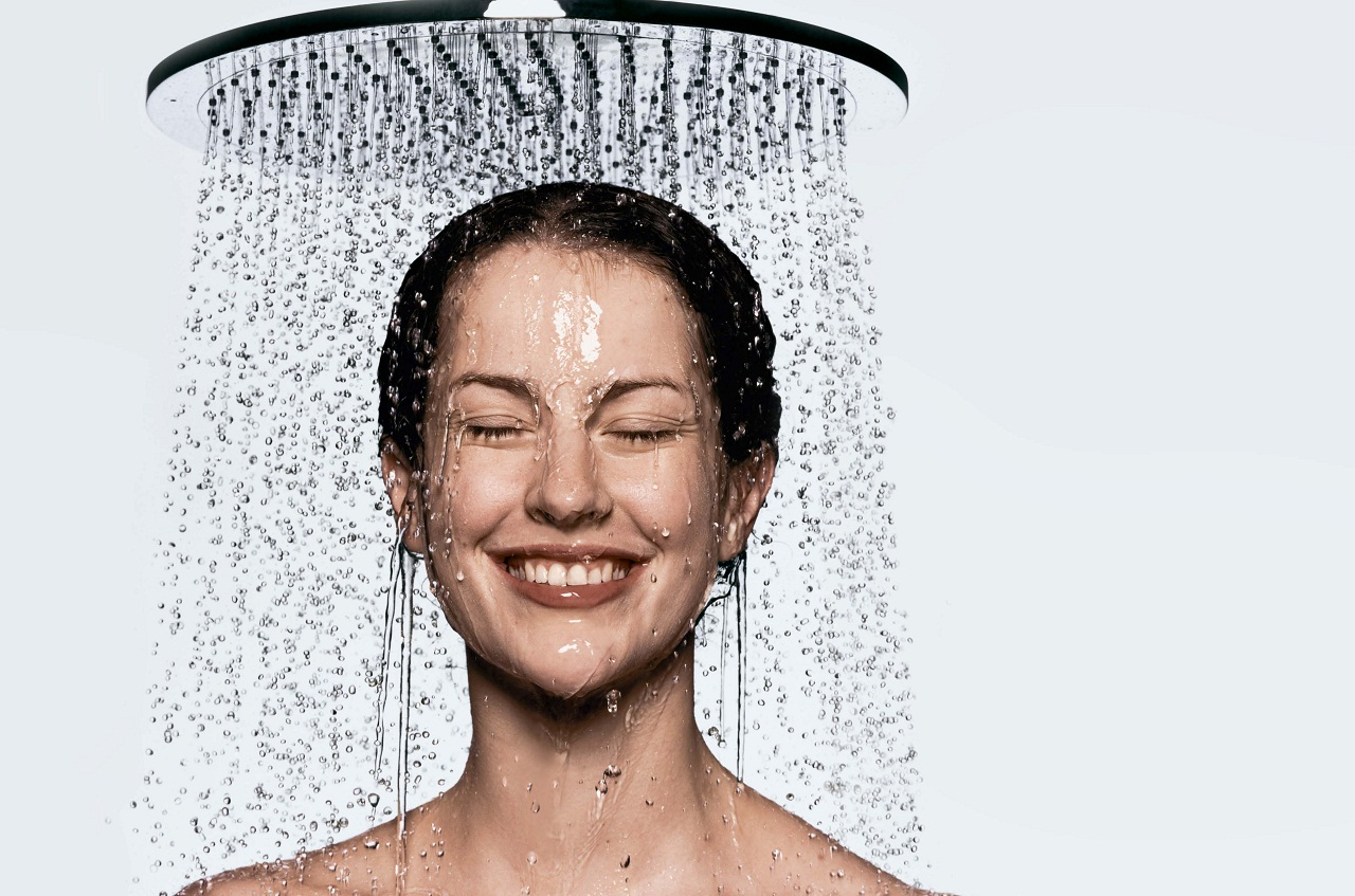 s air showerhead