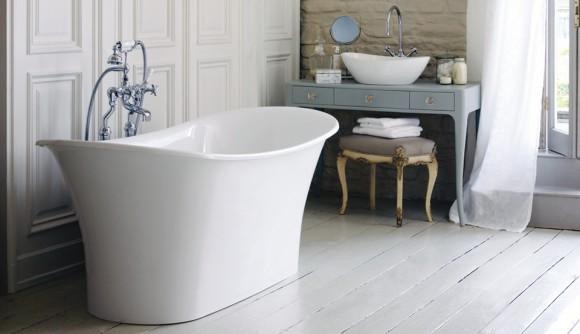 toulouse freestanding bath