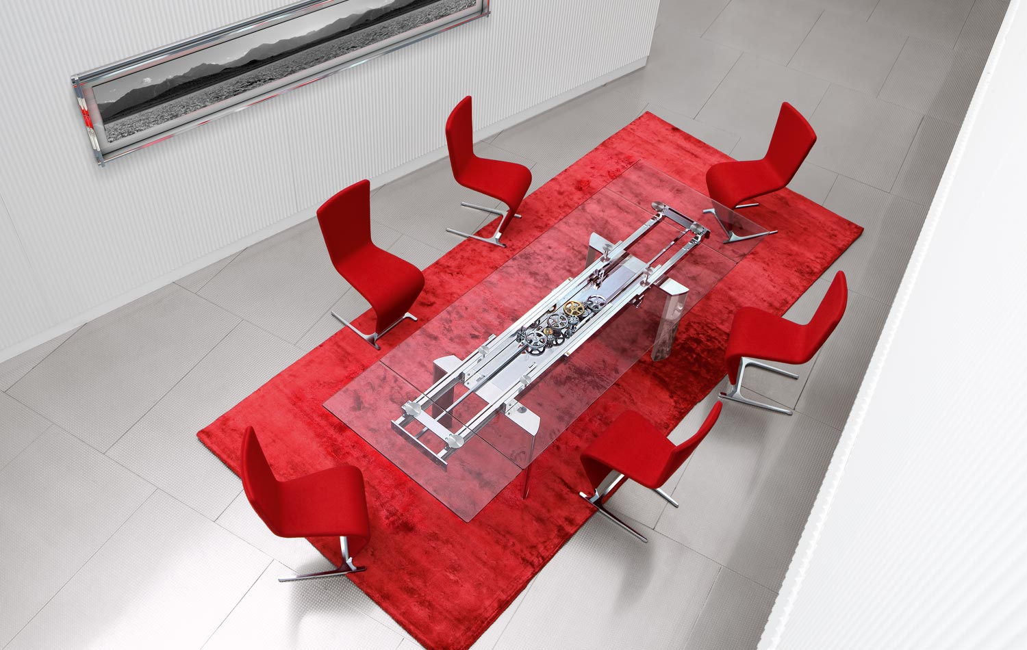 astrolab dining table