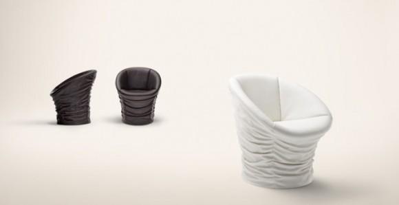 bellows chair