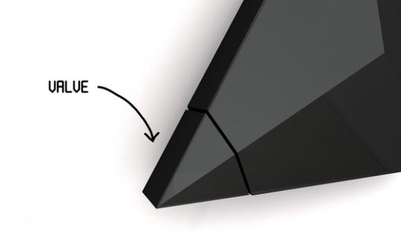 black diamond room radiator