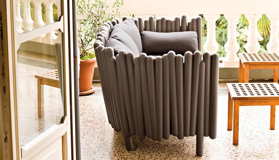 Ground breaking and realistic furniture from serralunga for Serralunga furniture