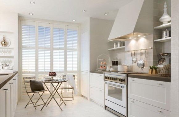city country individual kitchen