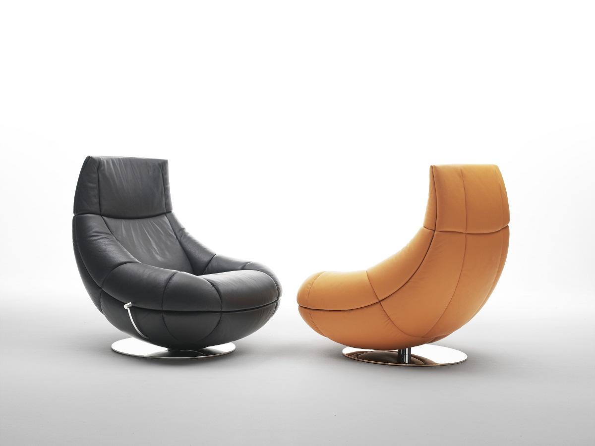 De sede collection of cozy armchairs interior design for Cosy armchair