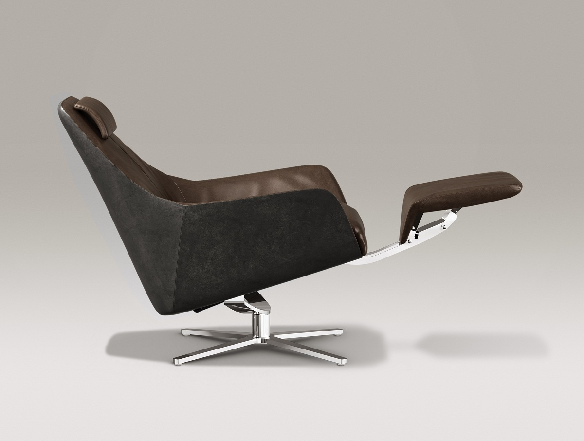 de sede collection of cozy armchairs interior design. Black Bedroom Furniture Sets. Home Design Ideas