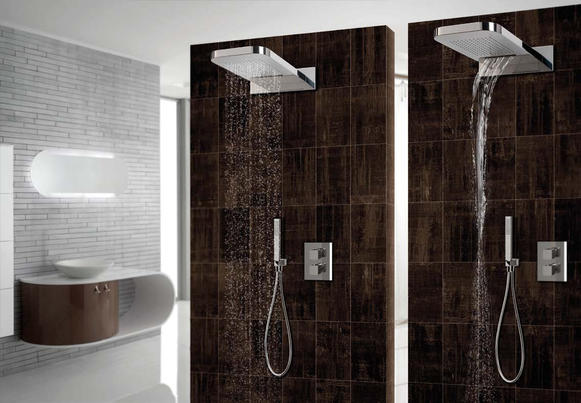Tuscany shower head shower heads ideas for Childrens shower head
