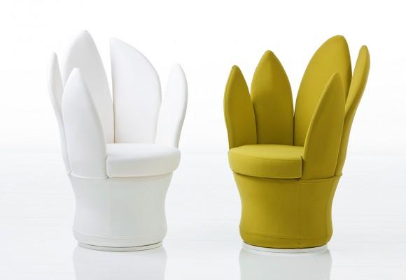 lemon armchair