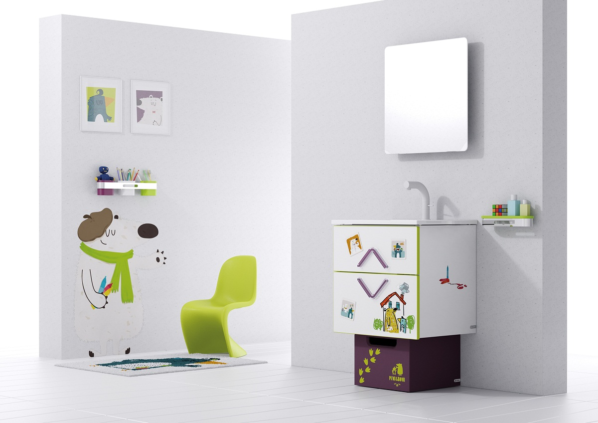Creative kids bathroom collection from sonia interior design ideas and architecture designs - Kids bathroom design ...