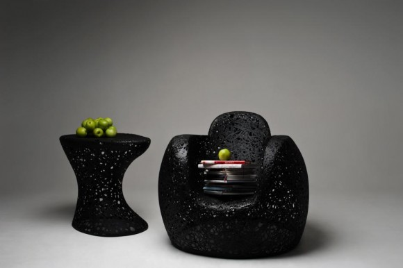 manu king chair
