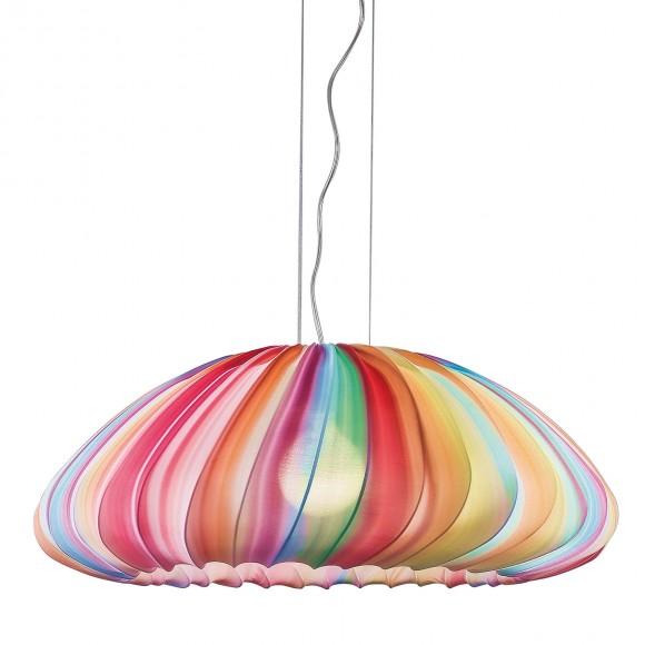 muse multicolor suspension light