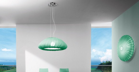 muse wall and suspension light