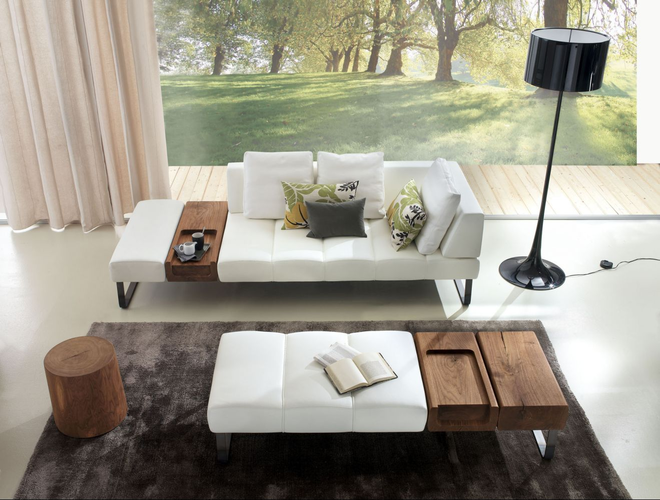 Designer sofas series from riva 1920 interior design for Design salotti