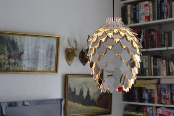 pinecone mini light