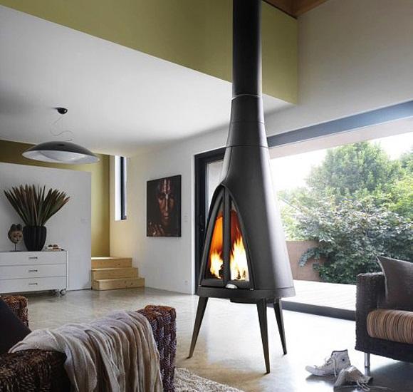 pow wow chimney stove