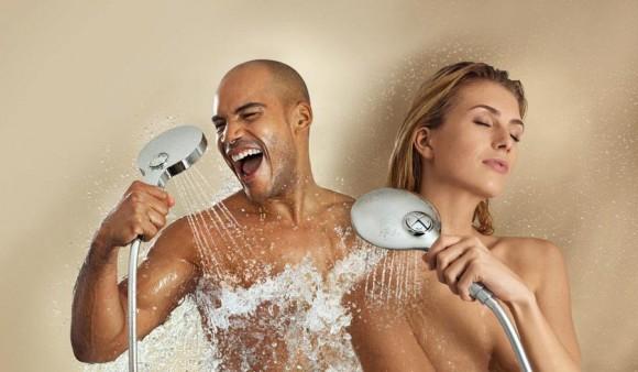 power & soul shower