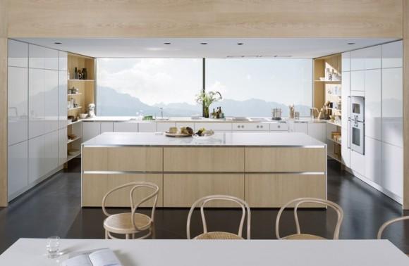 spatial concepts individual kitchen