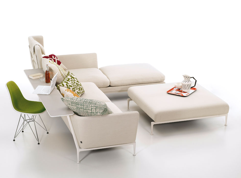 stylish and elegant sofas from vitra interior design ideas and architecture designs ideas. Black Bedroom Furniture Sets. Home Design Ideas