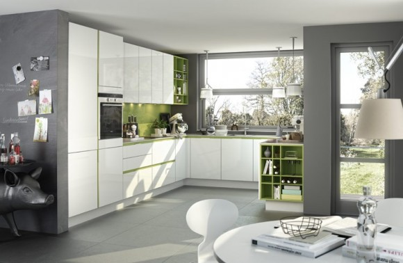 the new siematic kitchen