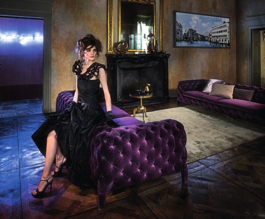 Windsor Classic Style Modern Sofa. Arketipo ...