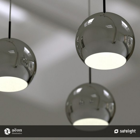 aeon sfar pendant light