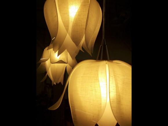blossom pendant light