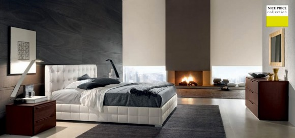 chantal upholstered bed