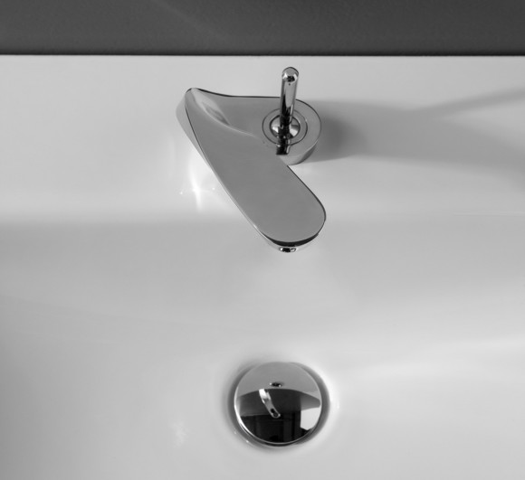 ametis collection of contemporary bathroom faucets